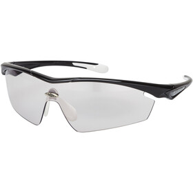Rudy Project Spaceguard Glasses photoclear, black gloss